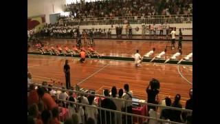 ワールドゲームズ2009 綱引 インドア 女子 決勝 1本目