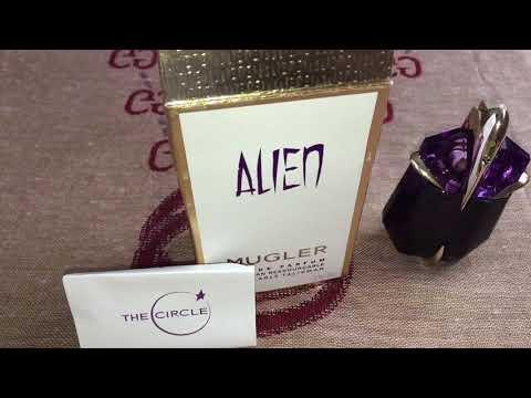 #Коллекция духов# ALIEN MUGLER