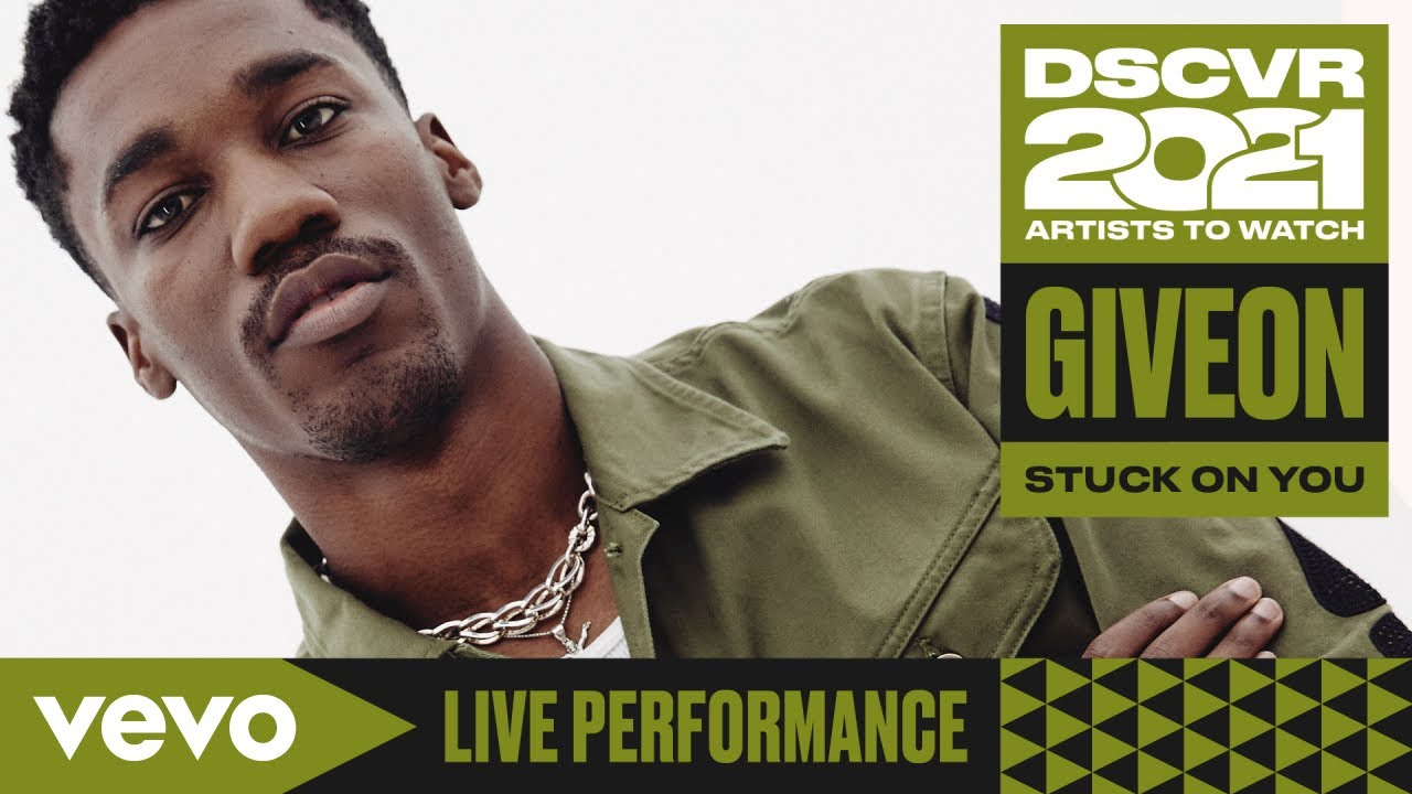 Giveon - Stuck On You (Live) | Vevo DSCVR Artists to Watch 2021