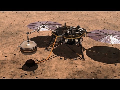 Watch How NASA's InSight Will Plumb the Depths of Mars  NYT  Out There