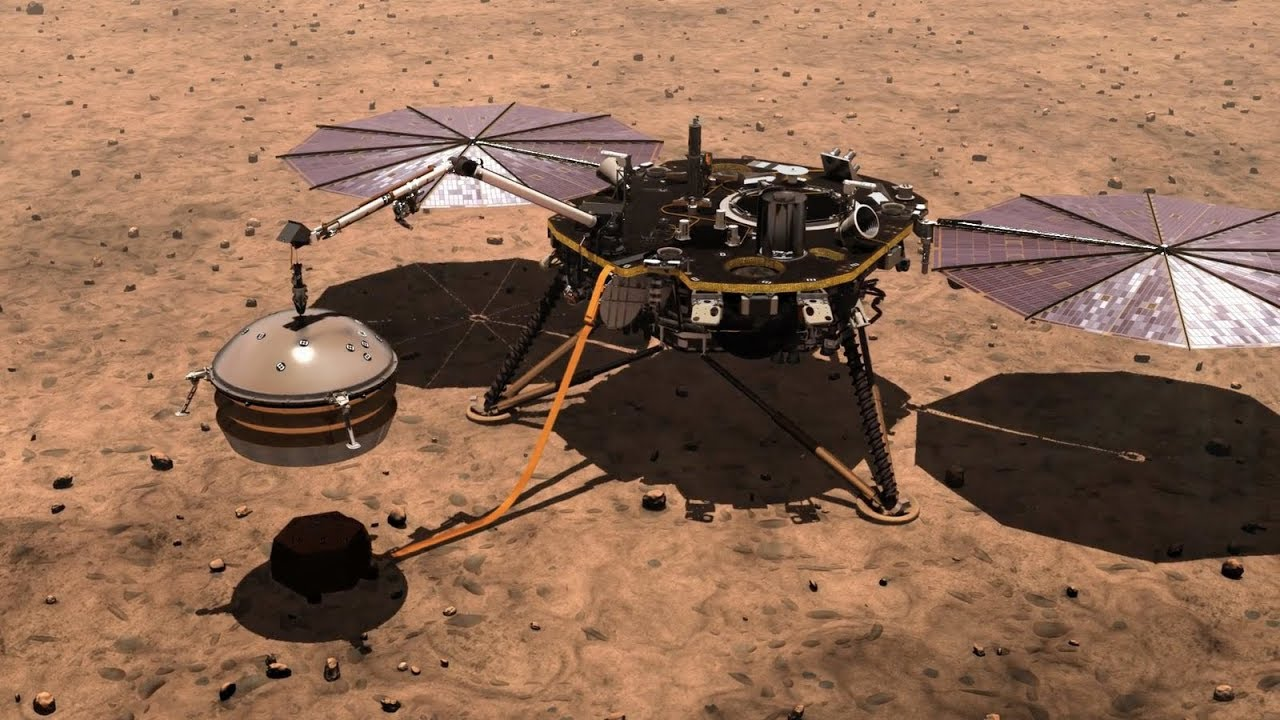 try landing insight on mars - photo #6