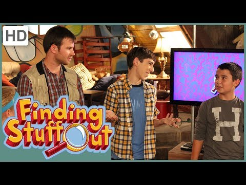 "Finding Stuff Out- ""Rocks"" Season 3 Episode 7 (FULL EPISODE)"