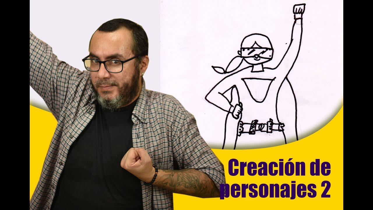 Katuni| Creación de personajes 2 | Programa 6