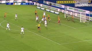 Lecce - brescia. daniele dessena's goal