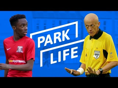 SUNDAY LEAGUE IS BACK  Ep.01  | PARK LIFE