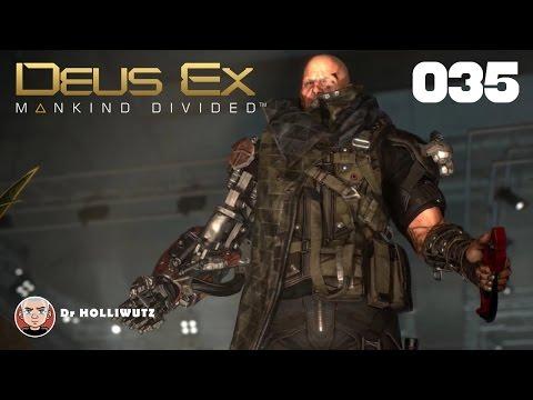 Deus Ex: Mankind Divided #035 - Sicherung des Convention Centers [PC][HD] | Let's Play Deus Ex