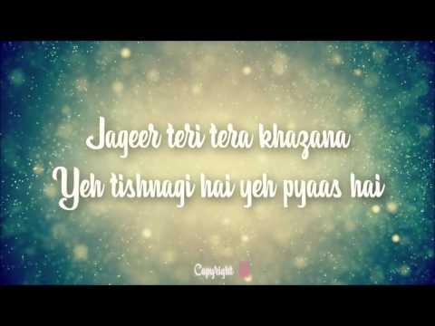 BESABRIYAAN Full Lyrical Video | M. S. DHONI - THE UNTOLD STORY | Sushant Singh Rajput