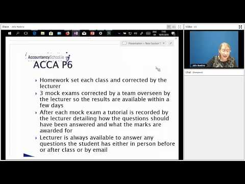 Accountancyschool ie | ACCA Courses at AccountancySchool ie