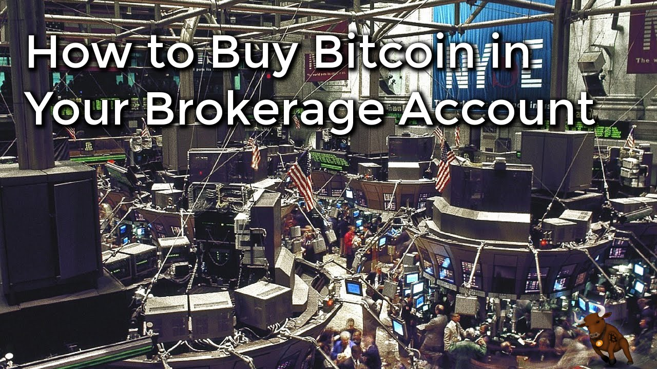 How to buy bitcoin in your brokerage account youtube ccuart Image collections