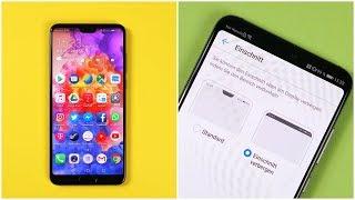 Huawei P20 & P20 Pro - Die besten Tipps und Tricks (Deutsch) | SwagTab