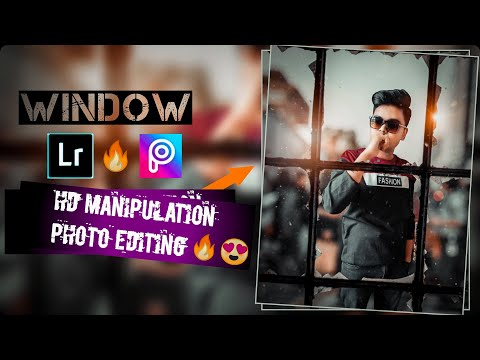 WINDOW_🔥_HD_Photo_manipulation_Edting_Tutorial_in_PicsArt_&_Lightroom_-_ TSB_Pictures.....