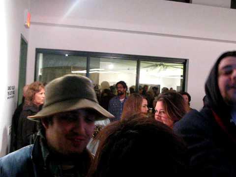 LOLA Crew & Tripoli Patterson's Art Show for Daniel Fuller