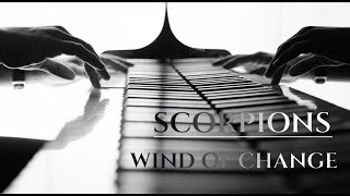 Gambar cover SCORPIONS - WIND OF CHANGE (best piano cover)