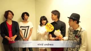 タワレコ渋谷イベントレポート:vivid undress vivid undress twitter ○...