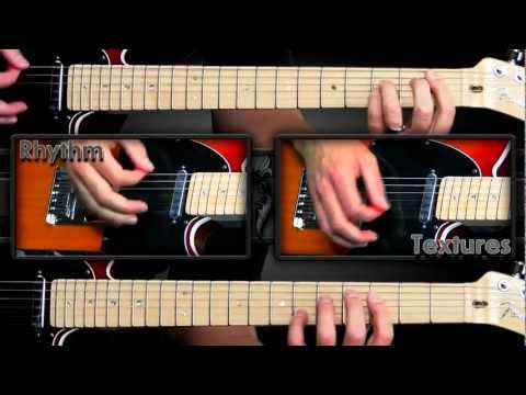 """Nickelback """"How You Remind Me"""" Guitar Demo"""