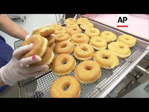 Need a Career Change? Try Doughnut Filling!