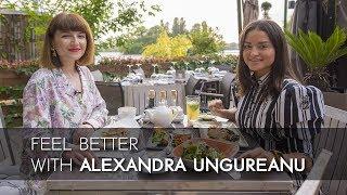 Ce nu stiu oamenii despre Alexandra Ungureanu