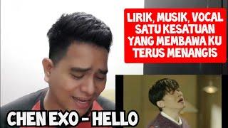 Download Lagu  Kupas Gak Bisa Ngomong Chen Exo Hello Mv Reaction  MP3