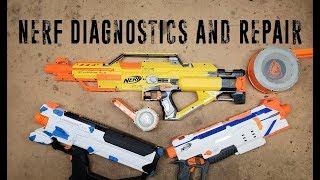 Nerf Diagnostics and Repair - Episode 3