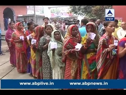 Maximum 37% votes cast till 12 pm in Madhepura, Bihar