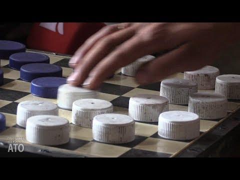 Партія в шашки
