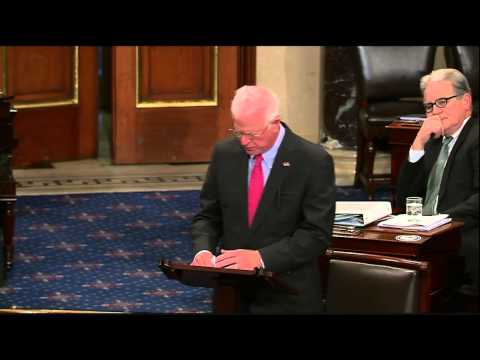 Senator Chambliss Delivers Farewell Speech on US Senate Floor