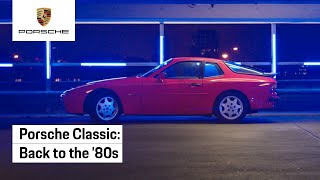 Porsche Classic: Back to the '80s