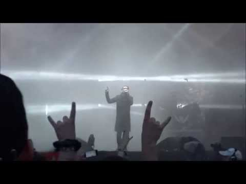 Marilyn Manson - Deep Six - Download Festival 2015 - Jun 13