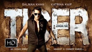 Tiger Zinda Hai Movie  - Salman Khan And Katrina Kaif - First Look -Christmas 2017 Release