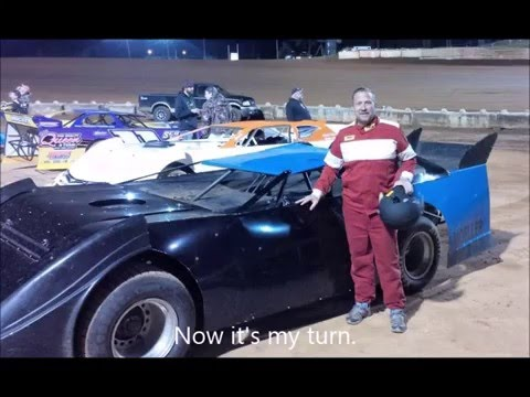Limited Late Model Dirt Track
