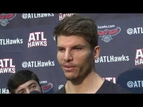 Korver talks playoffs and streak
