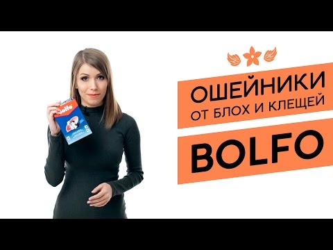 Ошейники от блох и клещей Bayer Bolfo