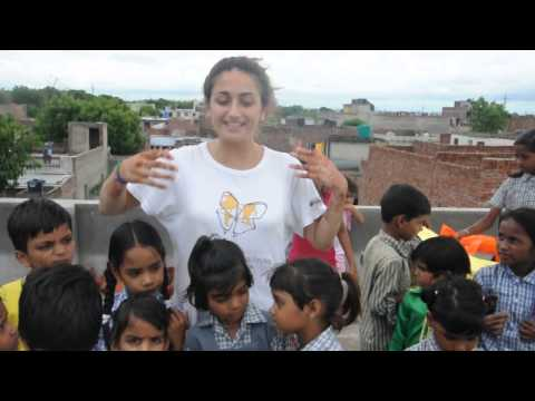 Volunteer Experience with children
