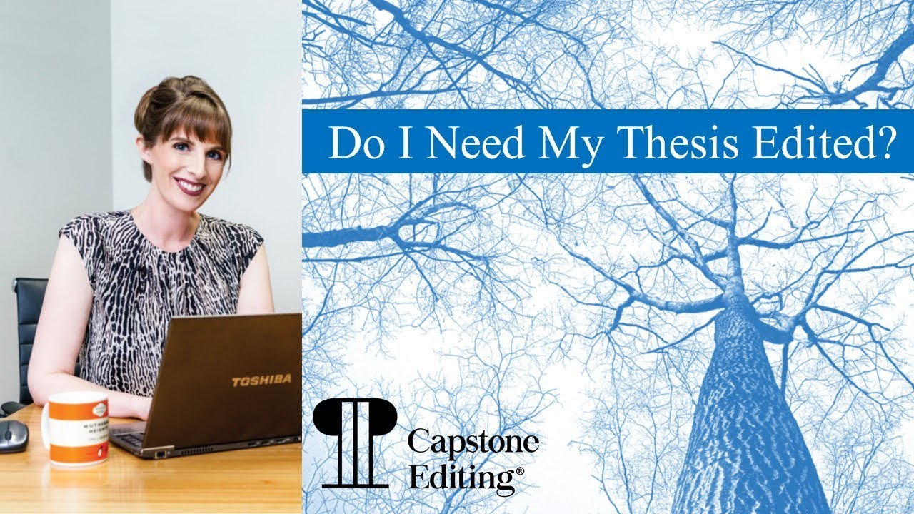 need thesis edited Language editing phd thesis ensure that your thesis is written in correct english before  free re-editing or money back: if your manuscript is rejected by any journal due to english language errors.