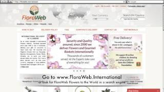 How to Send Flowers to the World