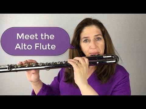 Meet the Alto Flute