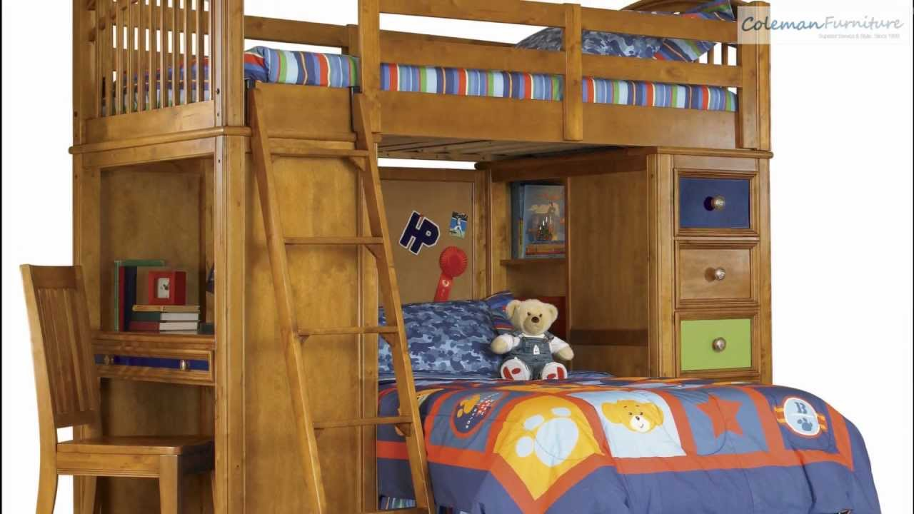 Elegant Beariffic Loft Bedroom Collection From Pulaski Furniture   YouTube