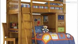 Beariffic Loft Bedroom Collection From Pulaski Furniture