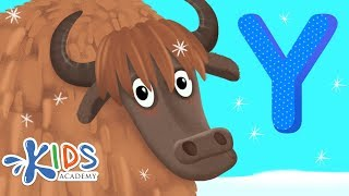 Letter Y - Phonics for Kids   Learn the Alphabet   Kids Academy