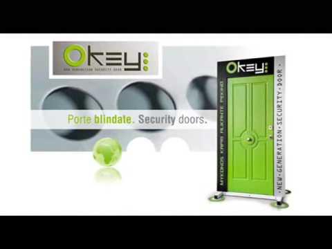 Okey Security Doors Sample Youtube