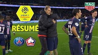 Paris Saint-Germain - LOSC ( 2-0 ) - Résumé - (PARIS - LOSC) / 2019-20