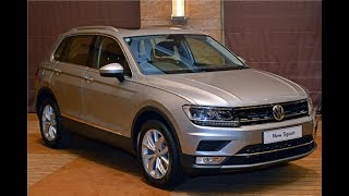 Volkswagen Tiguan first official pictures Videos