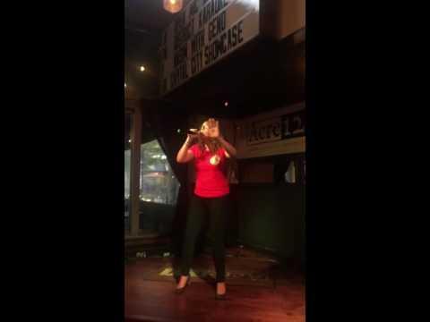 Ex factor Lauryn hill karaoke Erin Aminah
