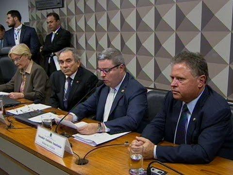 Lira e Anastasia são presidente e relator da Comissão Especial do Impeachment