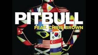 Pitbull ft. Chris Brown- International Love (Audio) Lyrics In Description