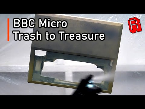 BBC Micro - Did The UK Get Computer Literate In The '80s? - Trash To Treasure (Pt3)