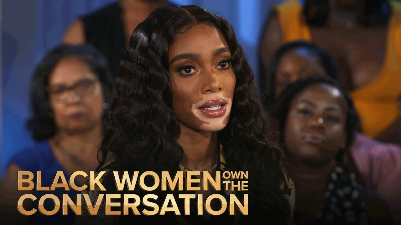 Winnie Harlow and Angelica Ross on Healthy Relationships | Black Women OWN the Conversation | OWN