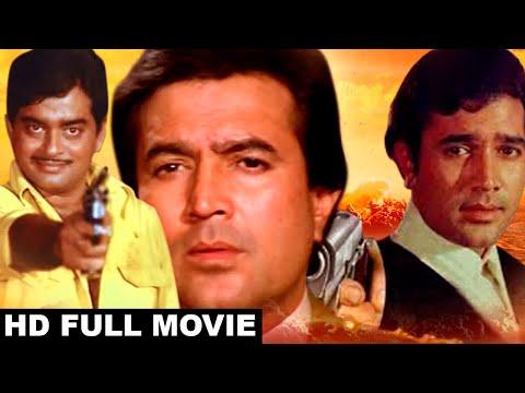 Papi Pet ka Sawal Hai | Rajesh Khanna, Shatrughan Sinha | 1984 | HD