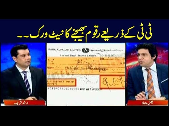 Power Play | Arshad Sharif  | ARYNews | 17 April 2019