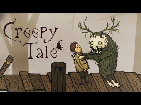 МОНСТРЫ ИЗ ЖУТКОГО ЛЕСА в СТРАШНОЙ СКАЗКЕ Creepy Tale